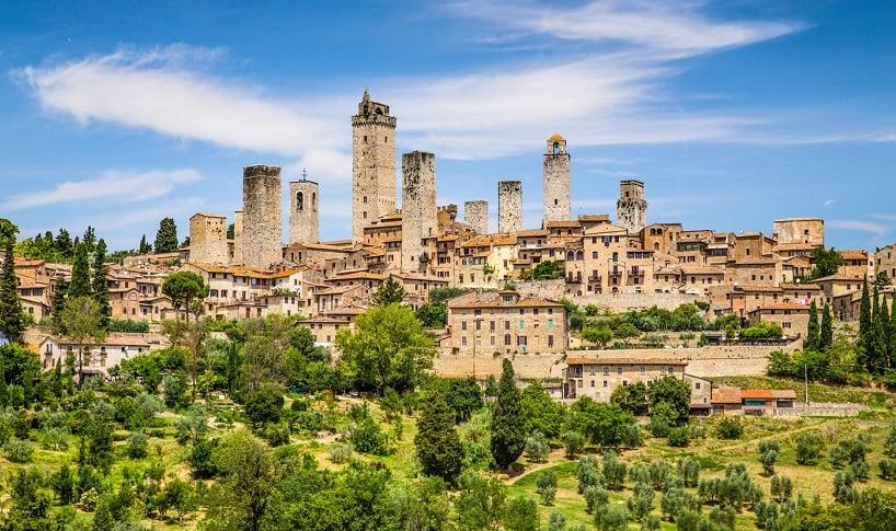 Onde Ficar na Toscana: San Gimignano
