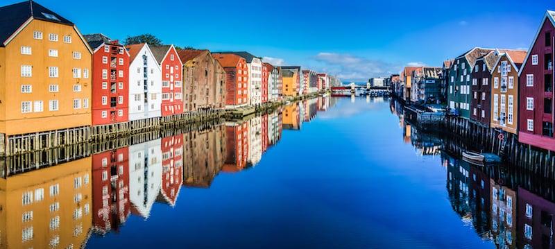 Onde Ficar em Trondheim na Noruega