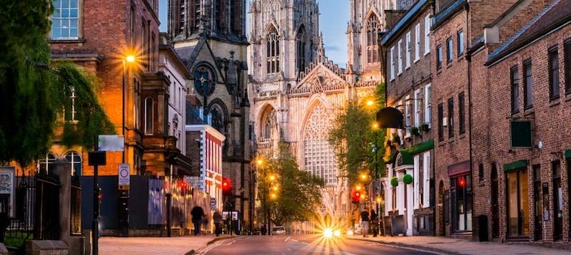 Onde Ficar em York na Inglaterra: Centro