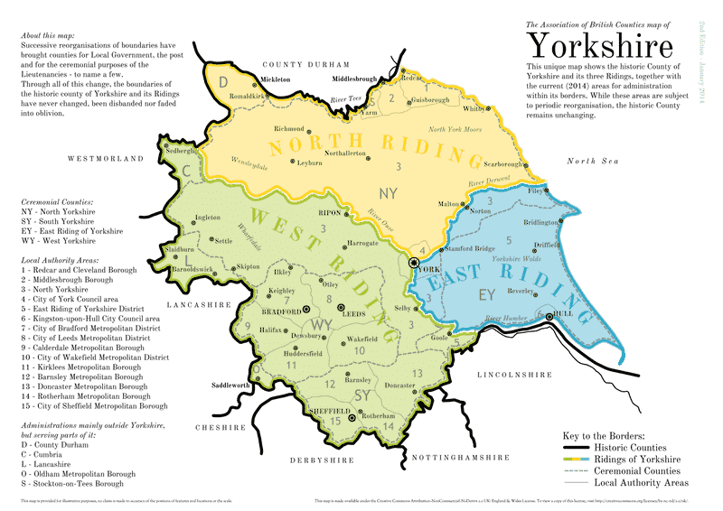 Onde Ficar em York na Inglaterra: Mapa