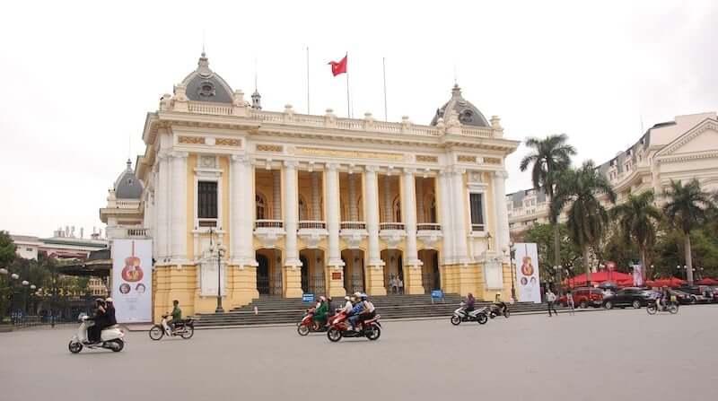 Onde Ficar em Hanói no Vietnã: French Quarter