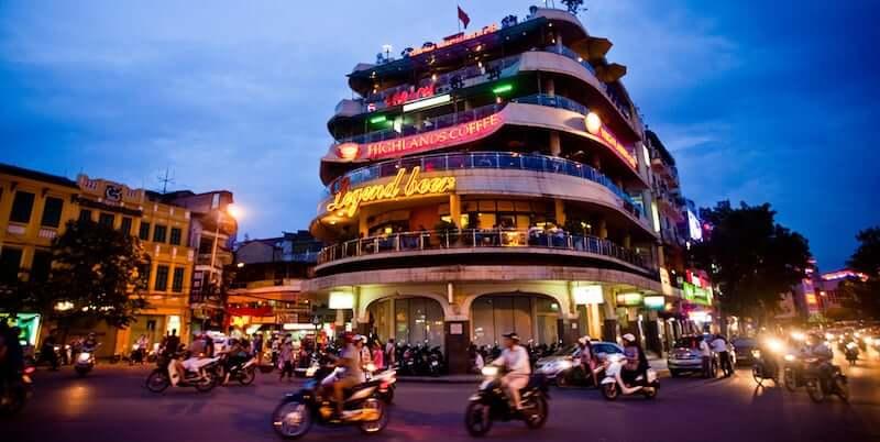 Onde Ficar em Hanói no Vietnã: Old Quarter