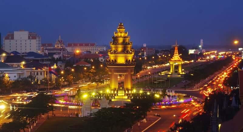 Onde Ficar em Phnom Penh na Camboja