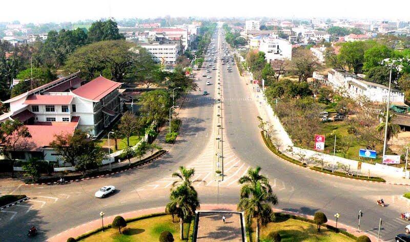 Onde Ficar em Vientiane em Laos: Centro