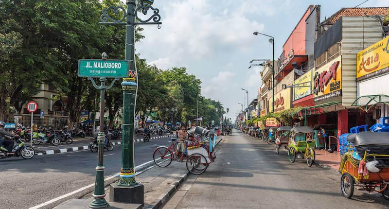 Onde Ficar em Java na Indonésia: Yogyakarta