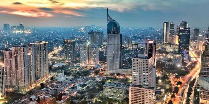Onde Ficar em Java na Indonésia: Jacarta
