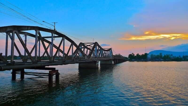 Onde Ficar em Kampot no Camboja: Próximo ao Rio