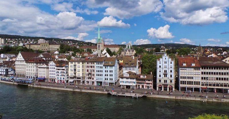 Onde Ficar em Zurique na Suíça: Kreis 2