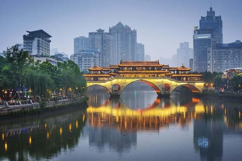 Onde Ficar em Chengdu