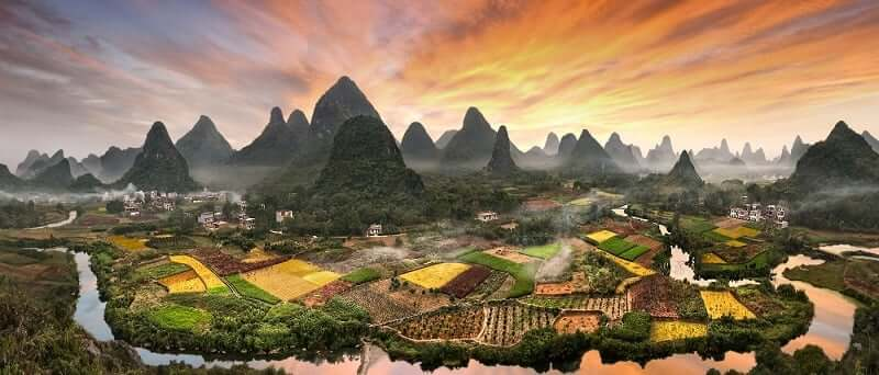 Onde Ficar em Guilin na China