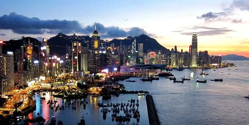 Onde Ficar em Hong Kong: Ilha Hong Kong