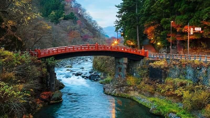 Onde Ficar em Nikko: Estrada 119