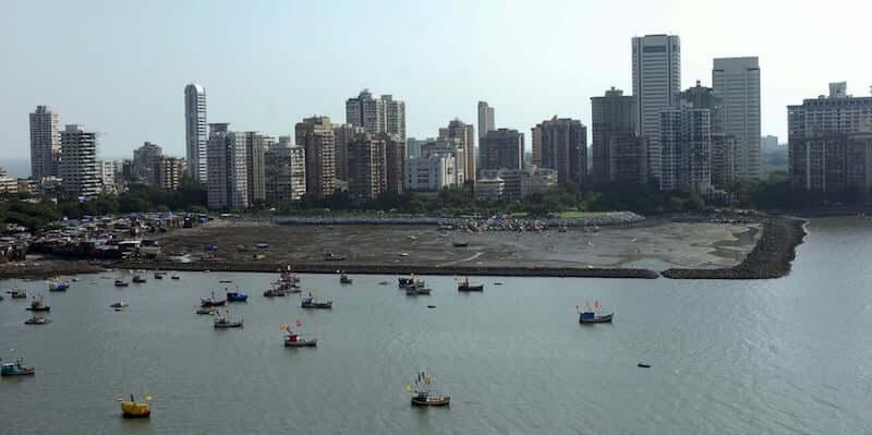 Onde Ficar em Mumbai na Índia: Ao Sul