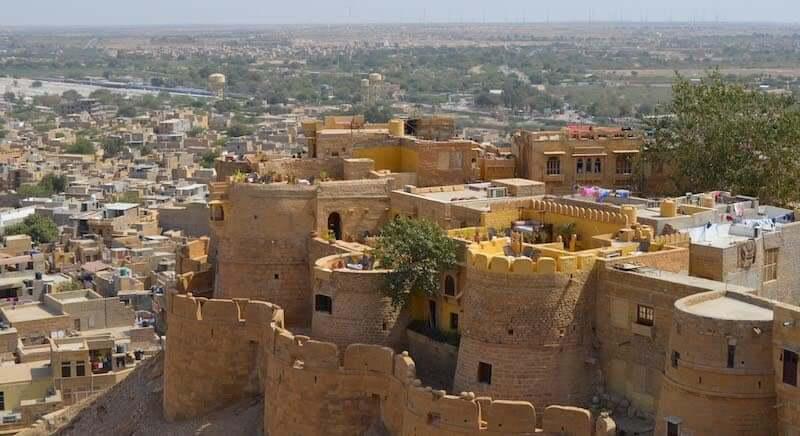 Onde Ficar em Jaisalmer na Índia: Próximo ao Forte