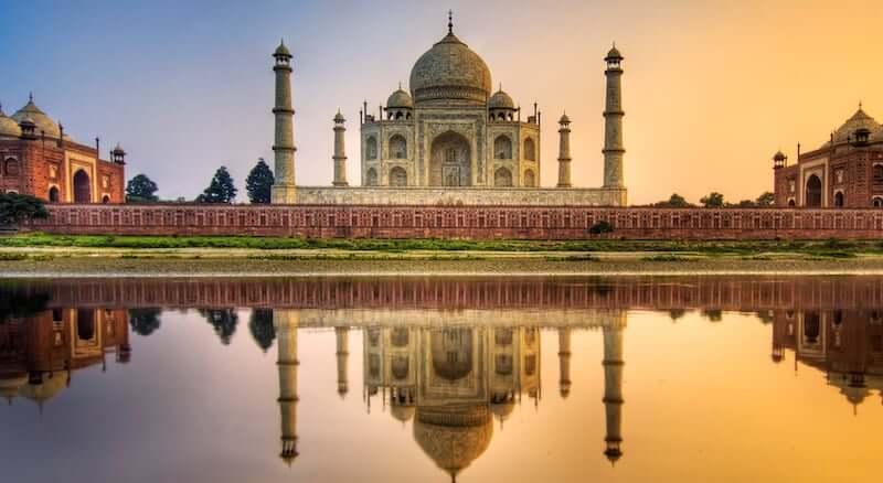 Onde Ficar em Agra na Índia