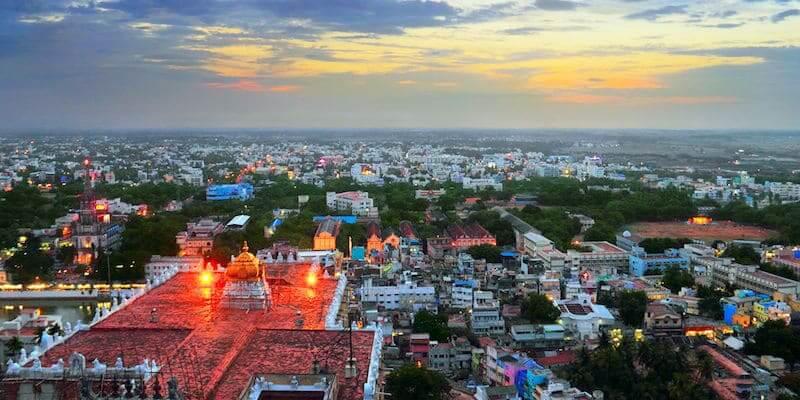 Onde Ficar em Chennai na Índia: Centro
