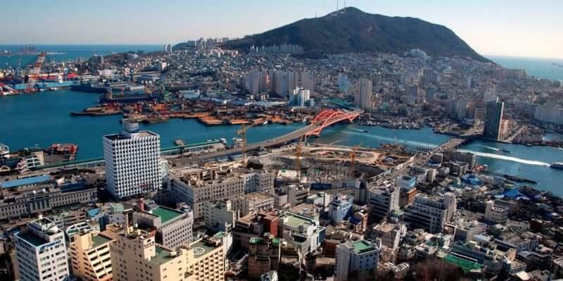 Onde Ficar em Ilha de Jeju na Coréia do Sul: Jeju-si