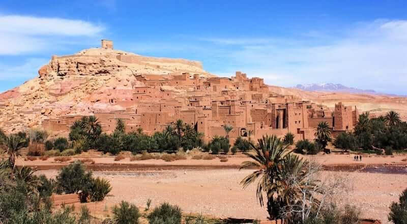 Onde Ficar em Merzouga no Marrocos: Centro