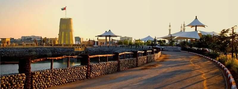 Onde Ficar em Ras al Khaimah: Cidade Rak