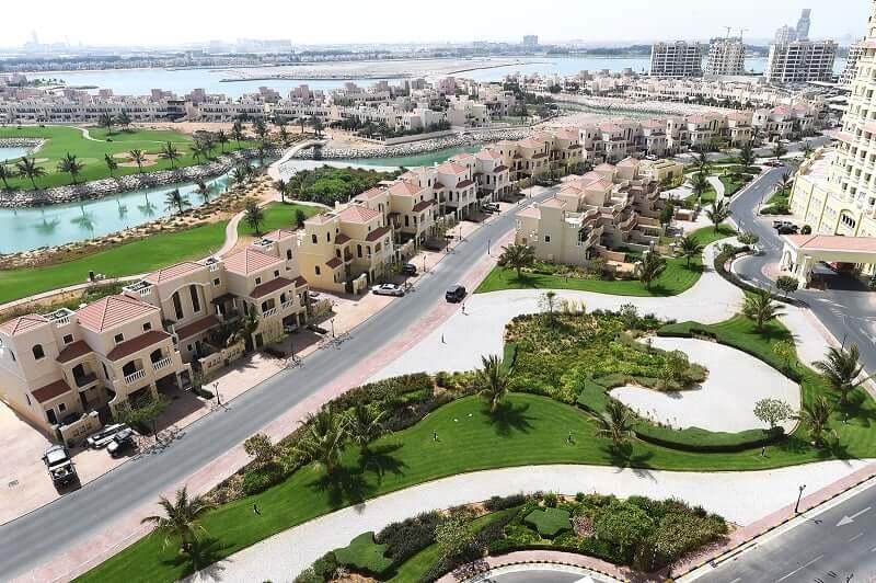 Onde Ficar em Ras al Khaimah: Vila al Hamra