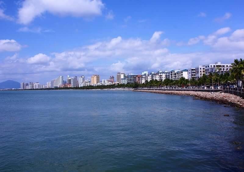 Onde Fica em Sanya: Sanya Bay