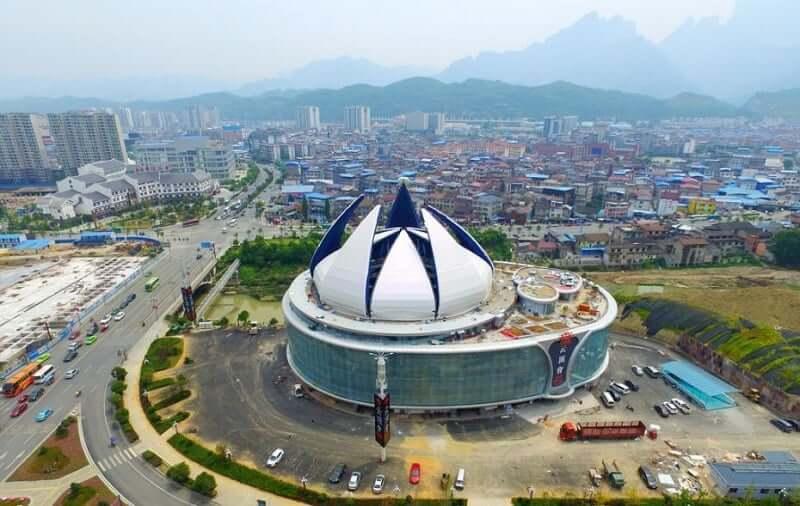Onde Ficar em Zhangjiajie: Centro da Cidade
