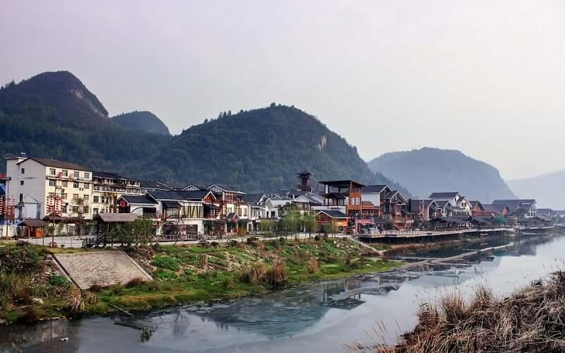 Onde Ficar em Zhangjiajie: Vila de Wulingyuan