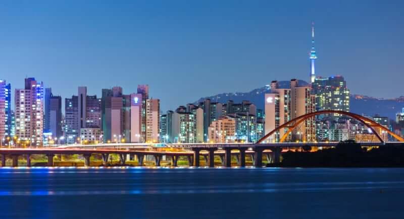 Onde Ficar em Seoul na Coréia do Sul: Centro